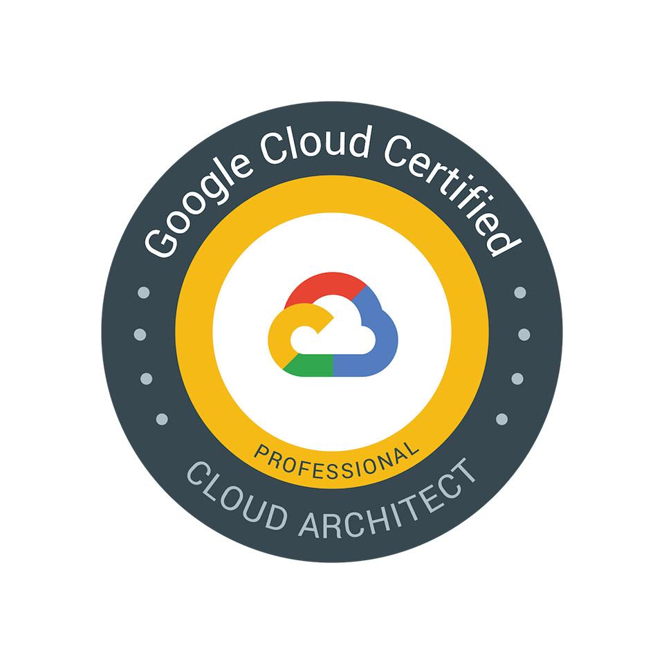 Google Cloud Architect