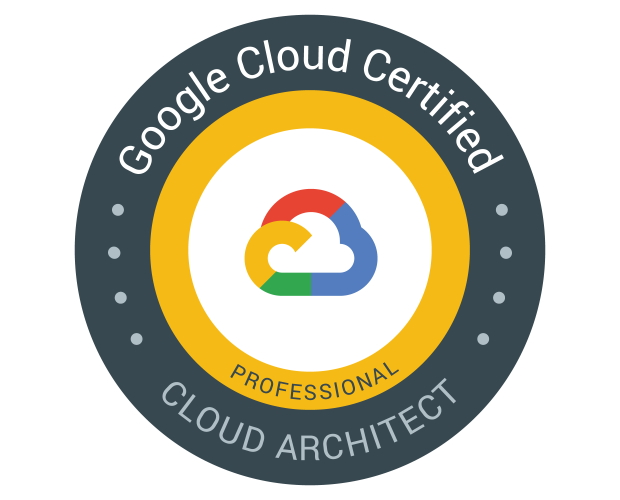 Google Professional Cloud Architect