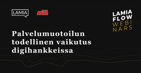 Tervetuloa palvelumuotoiluwebinaariin 11.6.!