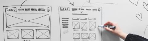 Uusi verkkokauppa on mahdollisuus toteuttaa koko käyttöliittymän ja asiakaskokemuksen uudelleen muotoilu.