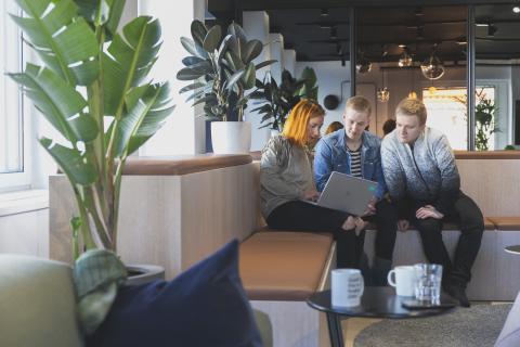 Avoimet työpaikat Helsinki