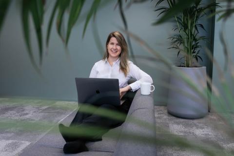 Saana Turunen on Lamian HEad of Design