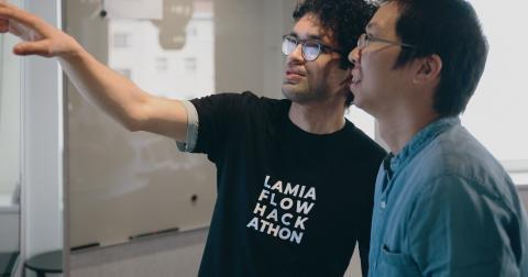 Lamia Flow hackathon with HSL 28.9. - for better public transport