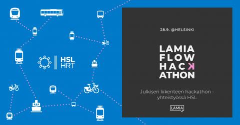 Lamia Flow hackathon