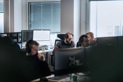 Wanted at Lamia: Experienced Backend Developer