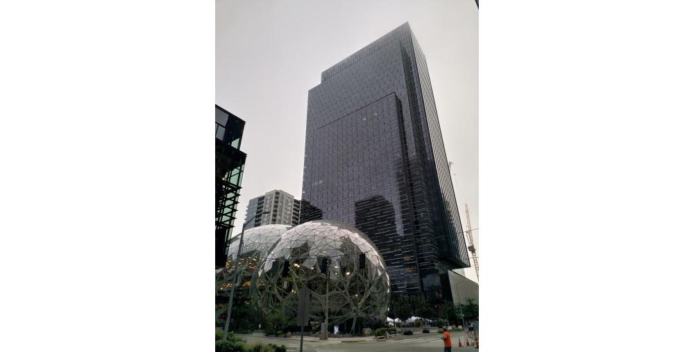 Amazon pääkonttori Seattle