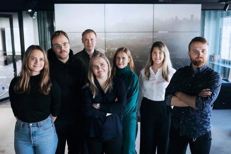 Lamian design team